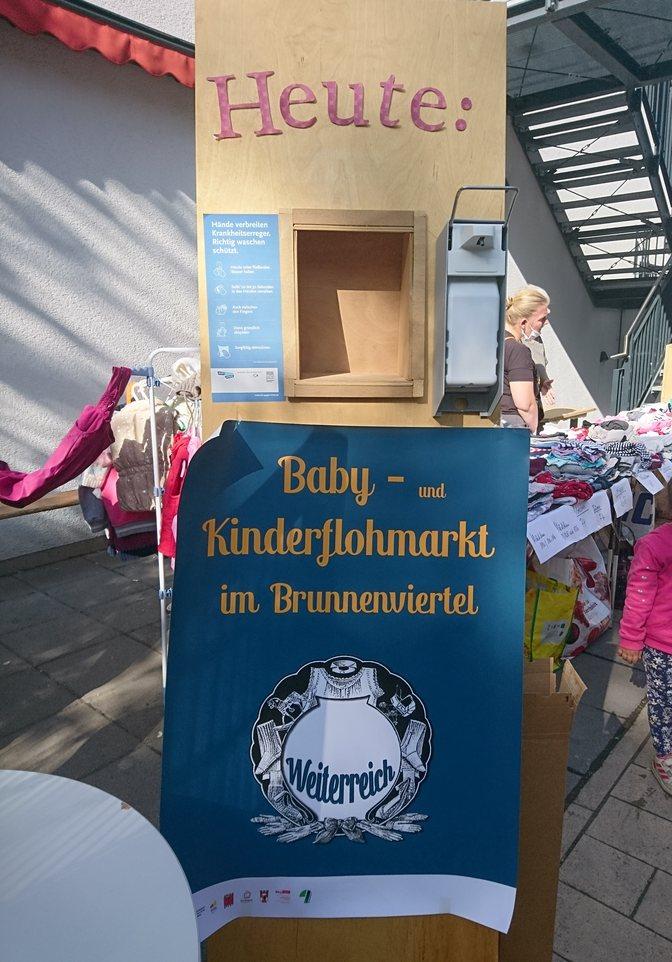 Baby und Kinderflohmarkt